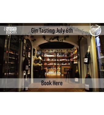Tasting Gin 6th July