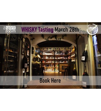 Tasting Whisky 28th March