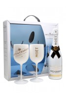 Moet & Chandon Ice Imperial champagne Glass Gift Set