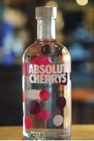 Absolut Cherrys Vodka 70cl