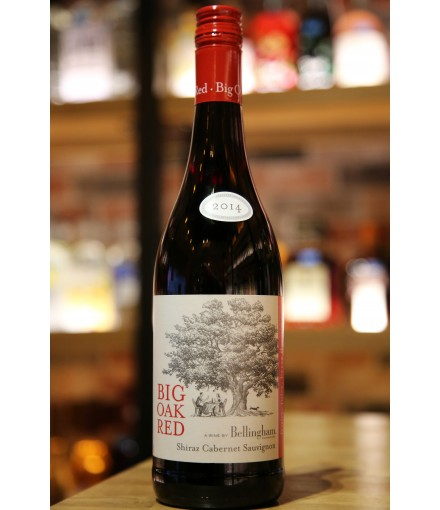 Big Oak Red Bellingham Shiraz Cabernet Sauvignon