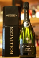 Bollinger James Bond 2009 Vintage