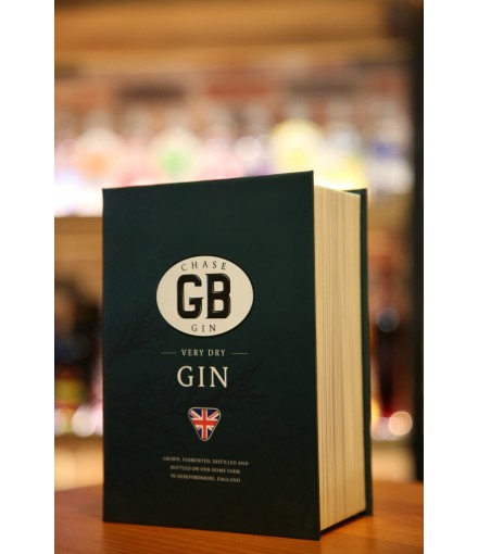 Williams Chase GB Extra Dry Gin 20cl - Book Style Gift Box