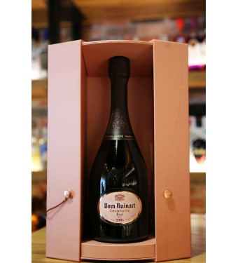 Dom Ruinart Champagne Rose Brut 2004