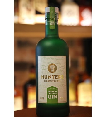 Hunters Export Strength Gin