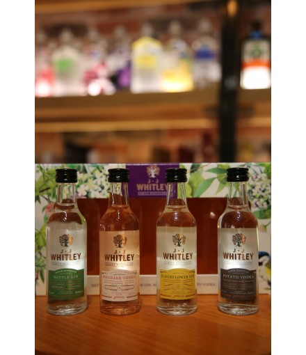 J.J. Whitley Gift Selection 4x5cl
