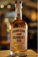 Jameson Blender's Dog Irish Whiskey