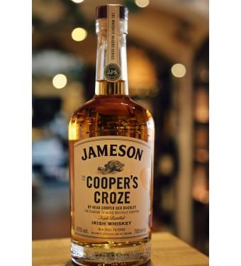Jameson Cooper's Croze Irish Whiskey