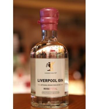 Liverpool gin 'Rose Petal' 20cl