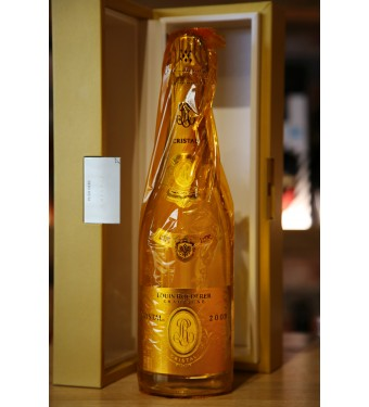 Louis Roederer Cristal 2008 Vintage Champagne