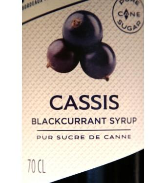 Marie Brizard Blackcurrant Syrup