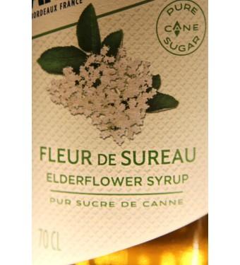 Marie Brizard Elderflower Syrup