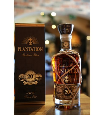 Plantation Barbados Rhum-20th Anniversary