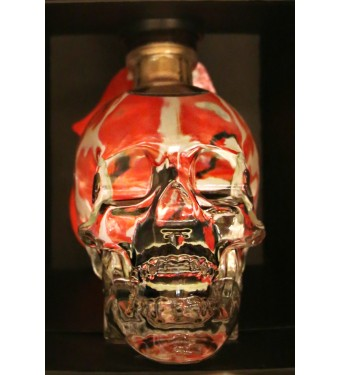 Crystal Head Vodka Rolling Stones Limited Edition
