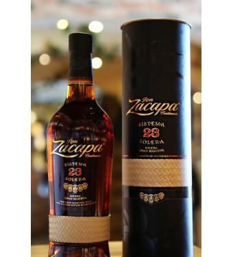 Ron Zacapa Centenario Sistema 23 Solera Rum