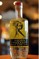 Sir Robin of Locksley Artisan Gin 70cl