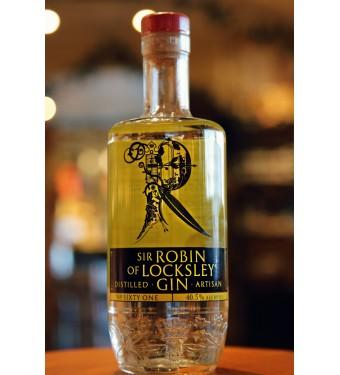 Sir Robin of Locksley Artisan Gin