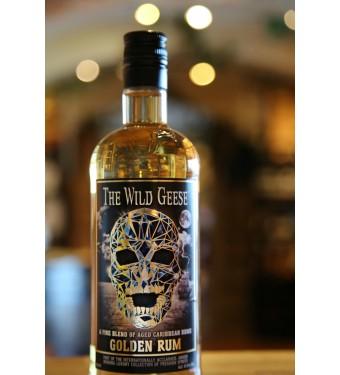 The Wild Geese Golden Rum 70cl