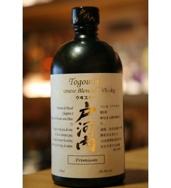 Togouchi Japanese Blended Whisky Premium