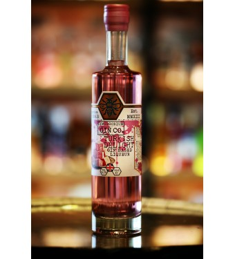 Zymurgorium Turkish Delight Gin Liqueur 50cl