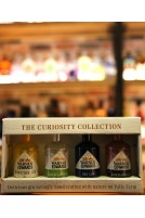Warner Edwards The Curiosity Gin Collection 4x5cl