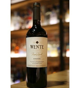 Wente Beyer Ranch Zinfandel 2013