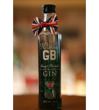Williams Chase Great British Extra Dry Gin 5cl