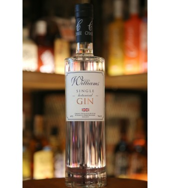 Williams Single Botanical Gin 70cl