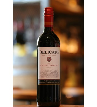 Delicato Family Vineyards Old Vine Zinfandel