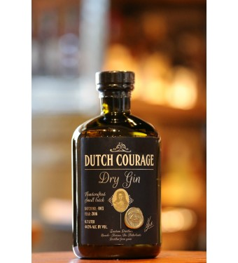 Zuidam Dutch Courage Dry Gin 70cl