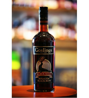 Gosling's Black Seal Bermuda Rum