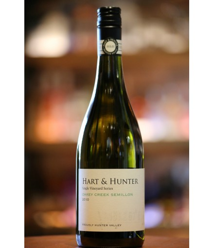 Hart & Hunter Single Vineyard Series Semillon 2011