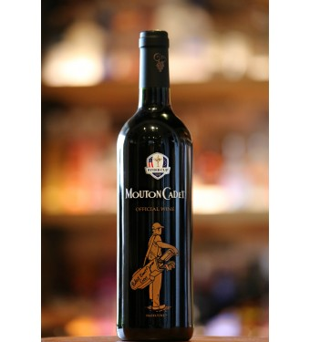 Mouton Cadet Ryder Cup 2016 Bordeaux Red