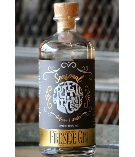 Poetic License Fireside Gin