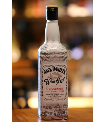 Jack Daniel's Winter Jack - Apple Whiskey Punch