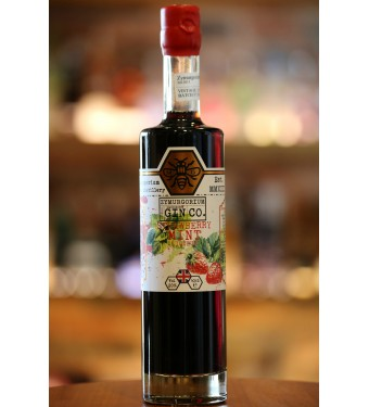 Zymurgorium Manchester Gin Co. Strawberry Mint Liqueur