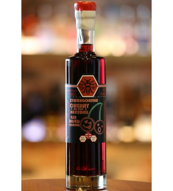 Zymurgorium Cherry on the Top Bakewell Gin Liqueur 50cl
