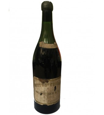 Geisweiler & Fils Nuits St Georges 1934
