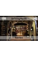 Tasting Gin May 4th