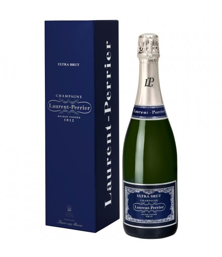 Laurent-Perrier Ultra Brut NV Champagne