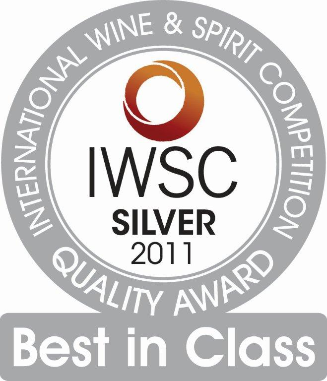 sloanes gin silver medal IWSC
