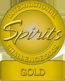 tanquerauy number ten gin international spiris awards gold medal