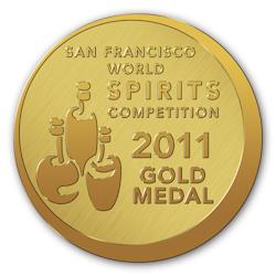 tanquerauy number ten gin san francisco world spiris awards gold medal