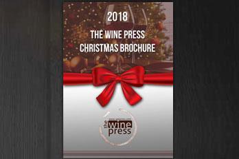 Christmas wine