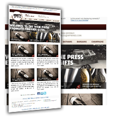 Wine Press Newsletter