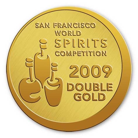 tanqueray rangpur gin double gold medal san francisco spirits competition