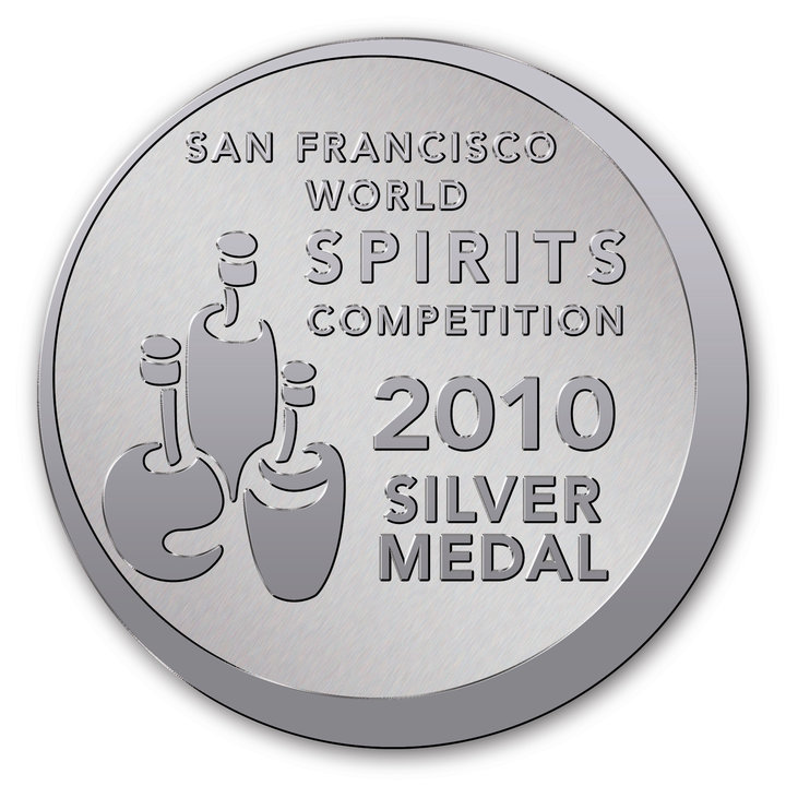 Death door gin San Francisco World Spirits Competition Awards silver medal